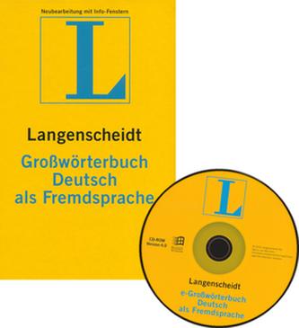 Grosswortebuch Deutsch als Fremdsprache