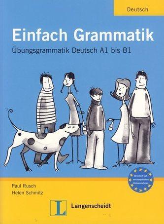 Einfach Grammatik Übungsgrammatik Deutch