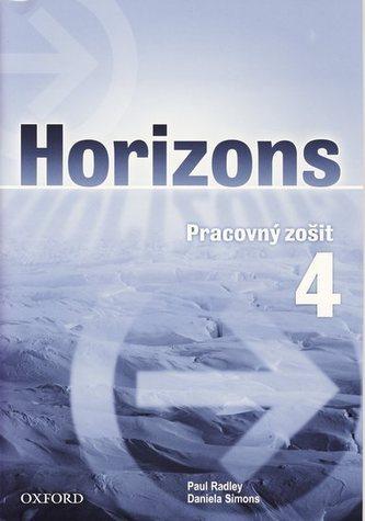 Horizons 4 - Pracovný zošit