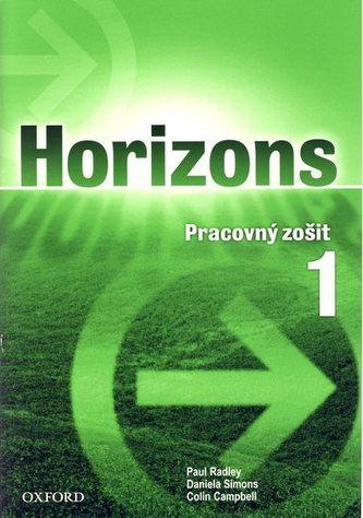 Horizons 1 - Pracovný zošit