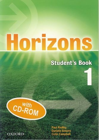 Horizons 1 + CD-ROM - Student´s Book