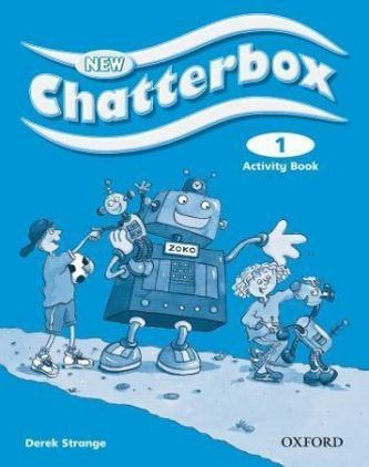 New Chatterbox 1 Activity Book - Strange Derek