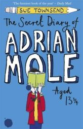 The Secret Diary of Adrian Mole Aged 13a3/4