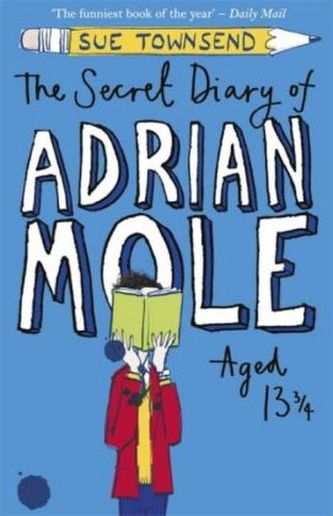 The Secret Diary of Adrian Mole Aged 13 3/4 - Sue Townsendová
