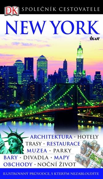 New York - společník cestovate, 3. rozšířené vydaní