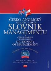 Česko-anglický, anglicko-český slovník managementu