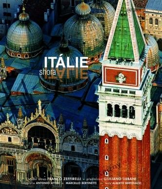 Itálie shora