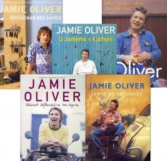 KOMPLET-Jamie Oliver 1-5