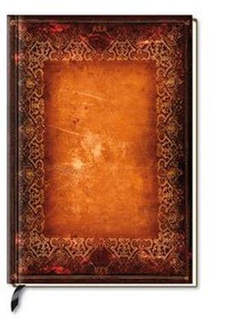 Zápisník - B - Antique Book