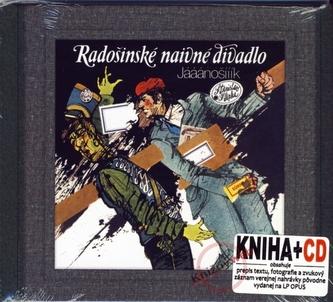 Jááánošííík - Radošinské naivné divadlo  (kniha+CD)
