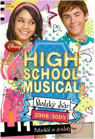 HIGH SCHOOL MUSICAL / Muzikál zo strednej - školský diár 2008/2009