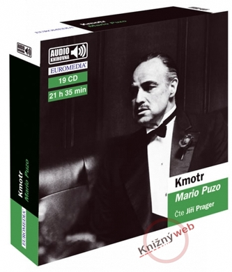 Kmotr - audiokniha