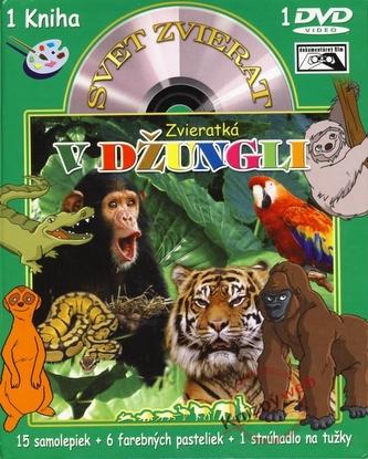 Zvieratká v džungli - Svet zvierat