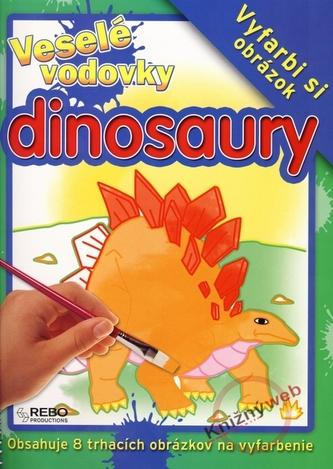 Veselé vodovky - Dinosaury