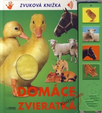 Domáce zvieratká - Zvuková knižka