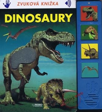 Dinosaury - Zvuková knižka