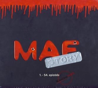 Mafstory DVD box 1.-54. epizóda
