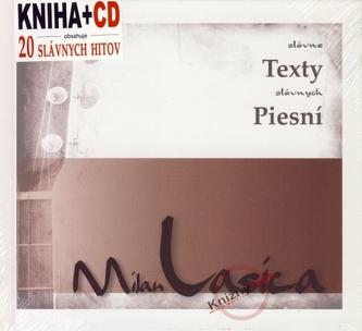 Milan Lasica -  slávne texty slávnych piesní (kniha + CD)