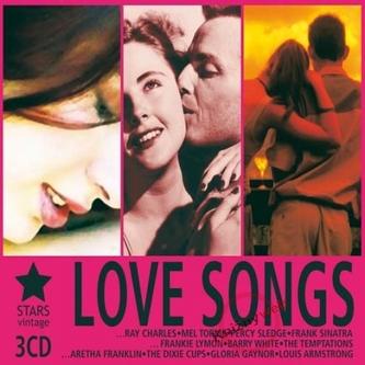 CD box- Love songs