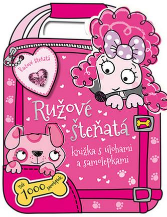 Ružové šteňatá