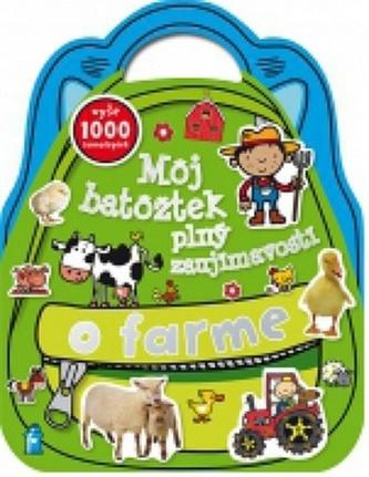 Môj batôžtek plný zaujímavostí o farme