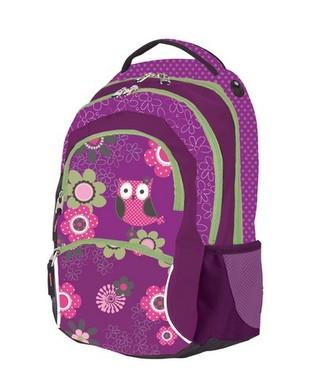 Školní batoh - Owl teen