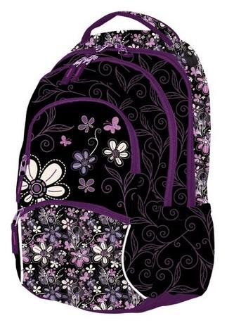 Školní batoh - Lila dream teen