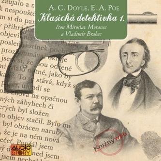 Klasická detektivka 1. - KNP-CD