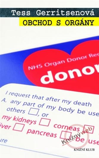 Obchod s orgány - 2.vydání