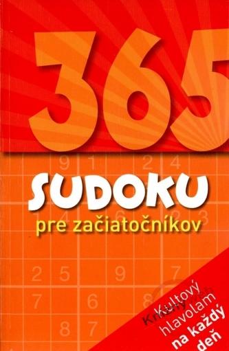 365 Sudoku pre začiatočníkov