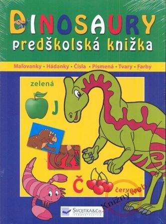 Dinosaury - predškolská knižka