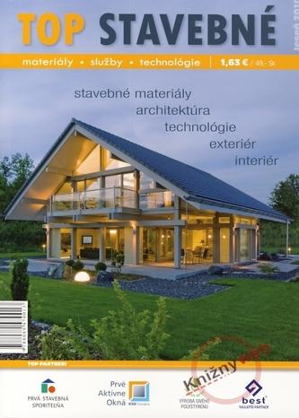 Top stavebné materiály, služby, technológie jeseň 2010