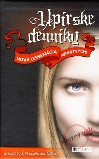 Upírske denníky Nová generácia nemŕtvych - komplet 1.-4. diel