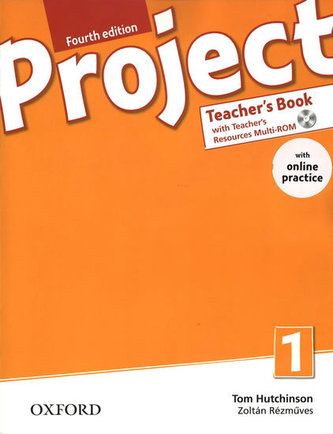 Project Fourth Edition 1 Teacher´s Book with Online Practice Pack