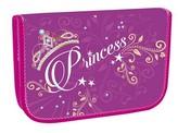 Školní penál jednopatrový - Princess