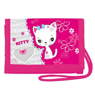 Peněženka na krk - Kitty