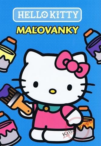 Hello Kitty – Maľovanky