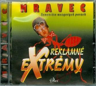 Mravec - Reklamné Extrémy CD