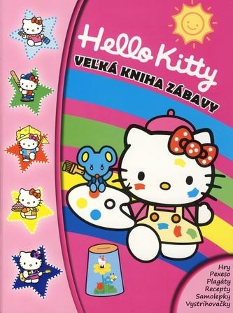 Hello Kitty-Veľká kniha zábavy