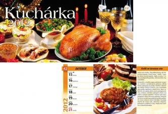 K - Kuchárka - 2012 - stolový - S024