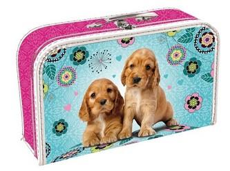 Kufřík papírový - Friends