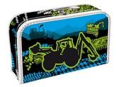 Kufřík papírový - Digger