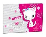 Školní desky na číslice - Kitty