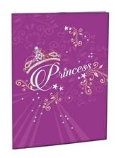 Školní desky na abecedu - Princess