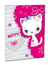 Školní desky na abecedu - Kitty