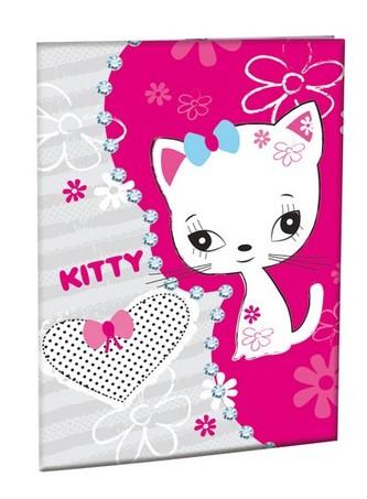 Školní desky na abecedu - Kitty - neuveden
