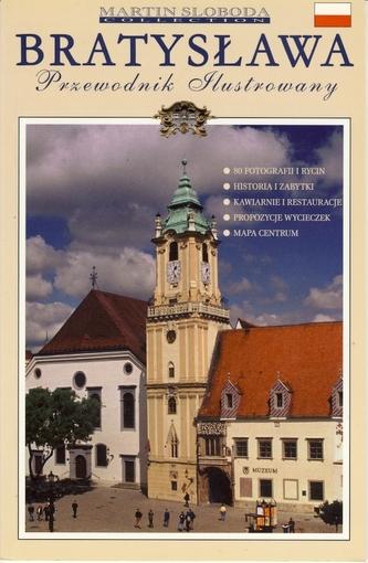 Bratislava obrázkový sprievodca POL