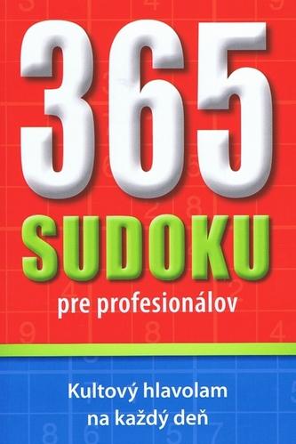 365 sudoku pre profesionálov