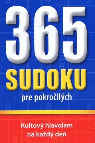 365 sudoku pre pokročilých