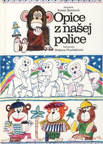 Opice z našej police - 7./4. vydanie